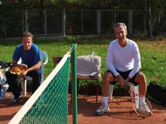 Turniej tenisowy o puchar jesieni 1