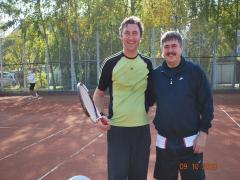 Turniej tenisowy o puchar jesieni 2
