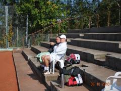 Turniej tenisowy o puchar jesieni 3
