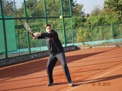 """Turniej tenisowy o """"Puchar Jesieni"""""""