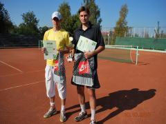 Turniej tenisowy o puchar jesieni 8