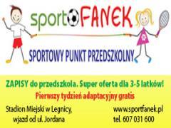 Zapisy Sportfanek